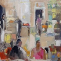 CONIGLIANO | Café | Nolan-Rankin Galleries - Houston