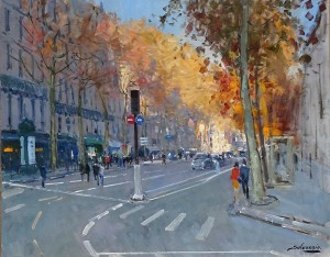 Nolan-Rankin Galleries - Houston | José Salvaggio | Boulevard Saint Germain