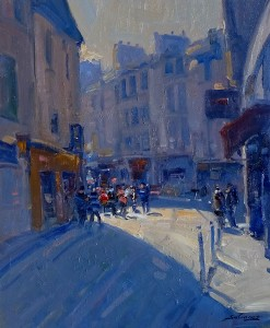 Nolan-Rankin Galleries - Houston | José Salvaggio | Rue à Paris-lumière