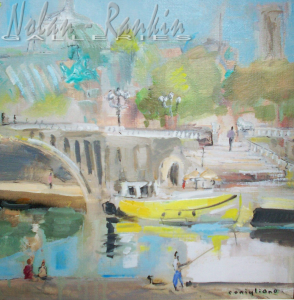Pont alexander III | Conchita Conigliano | Nolan-Rankin Galleries - Houston