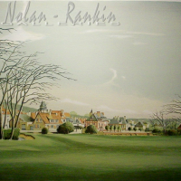 Bazire | lithograph | Petit Village | Nolan-Rankin Galleries - Houston