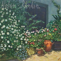 Summer in Provence | Manes Lichtenberg | Nolan-Rankin Galleries - Houston