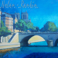 Notre Dame | Pierre Neveu | Nolan-Rankin Galleries - Houston
