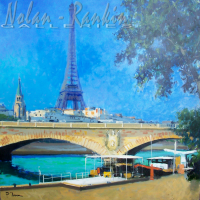 Tour Eiffel | Pierre Neveu | Nolan-Rankin Galleries - Houston