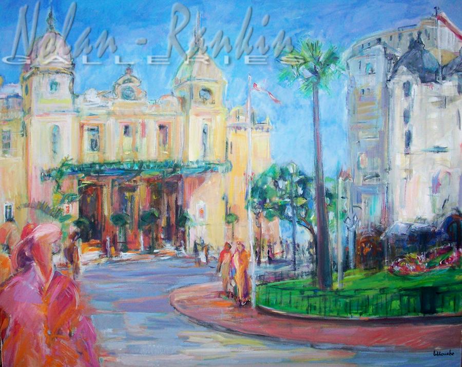 Monte Carlo   Lellouche   Nolan-Rankin Galleries - Houston