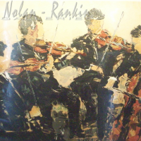 lithograph | Quatuor a cardes | Renee Theobald | Nolan-Rankin Galleries - Houston