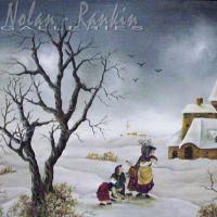 Mima Indelli |oil on board | The twig gathers |12.5 X 8 inches | Nolan-Rankin Galleries - Houston