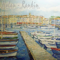 A St Tropez | Renee Theobald | Nolan-Rankin Galleries - Houston