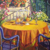 William Michaut | oil on canvas | 50 Figure