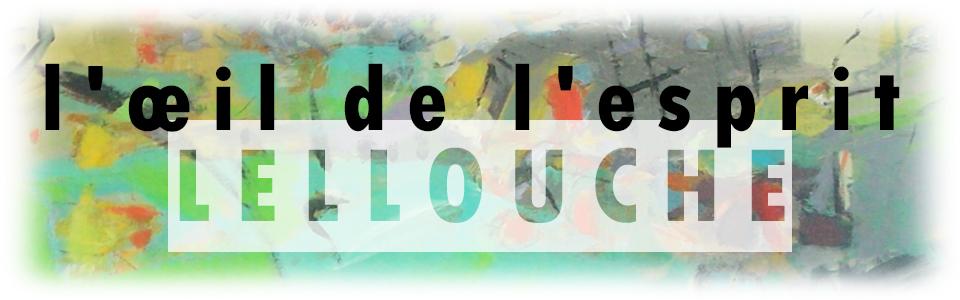 l'oeil de l'esprit | Michèle Lellouche