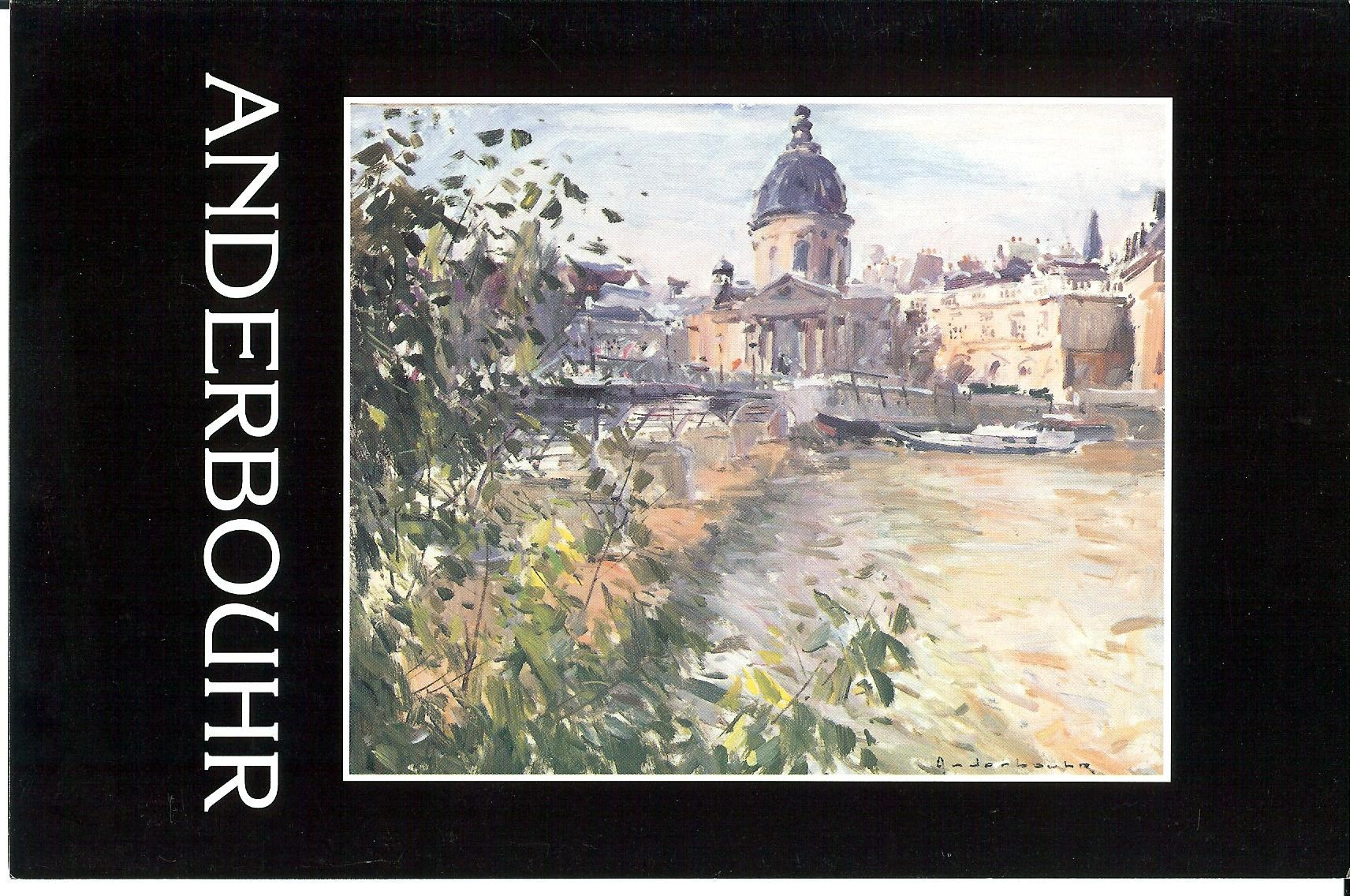 Paul Jean Anderbouhr   Nolan-Rankin Galleries   Houston, TX