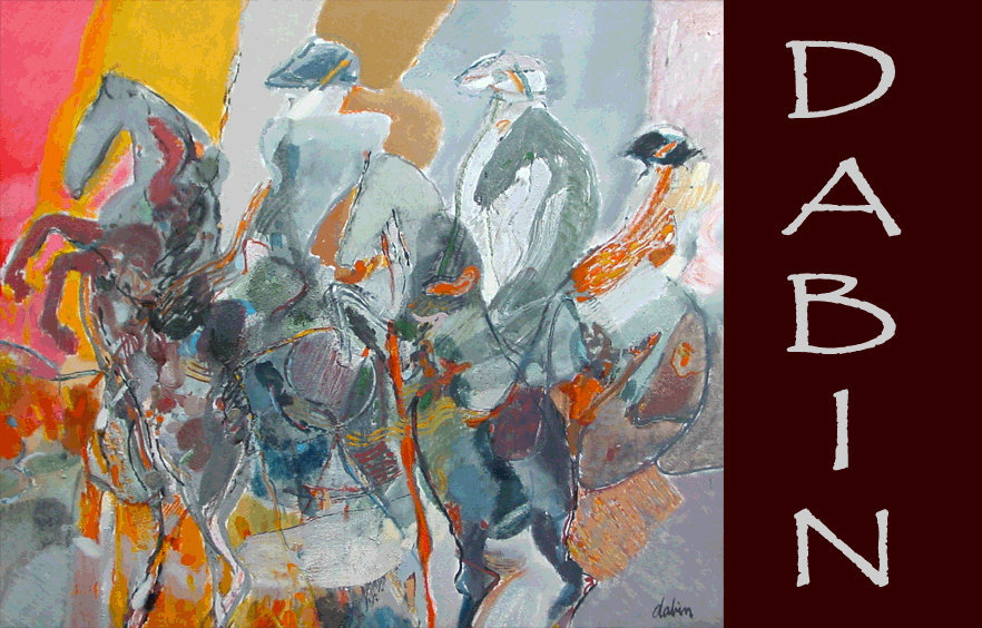 Joel Dabin | Nolan-Rankin Galleries - Houston