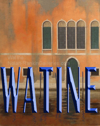 Nicolas Watine | Nolan-Rankin Galleries - Houston